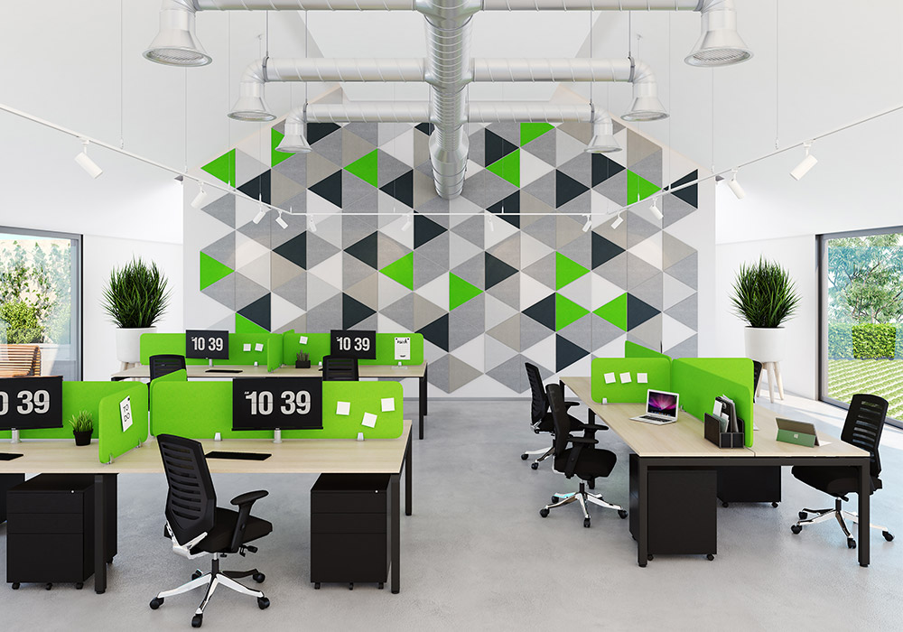 How To Reduce Noise In Open Plan Offices 1