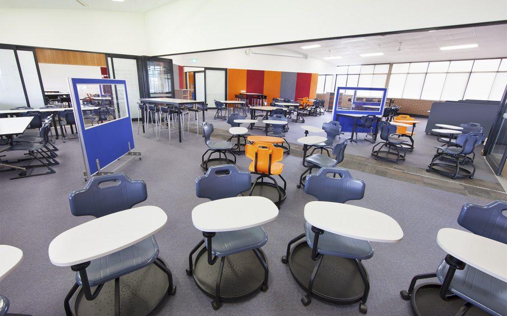 Truly Agile & Adaptable Spaces at Corpus Christi Catholic High School 3
