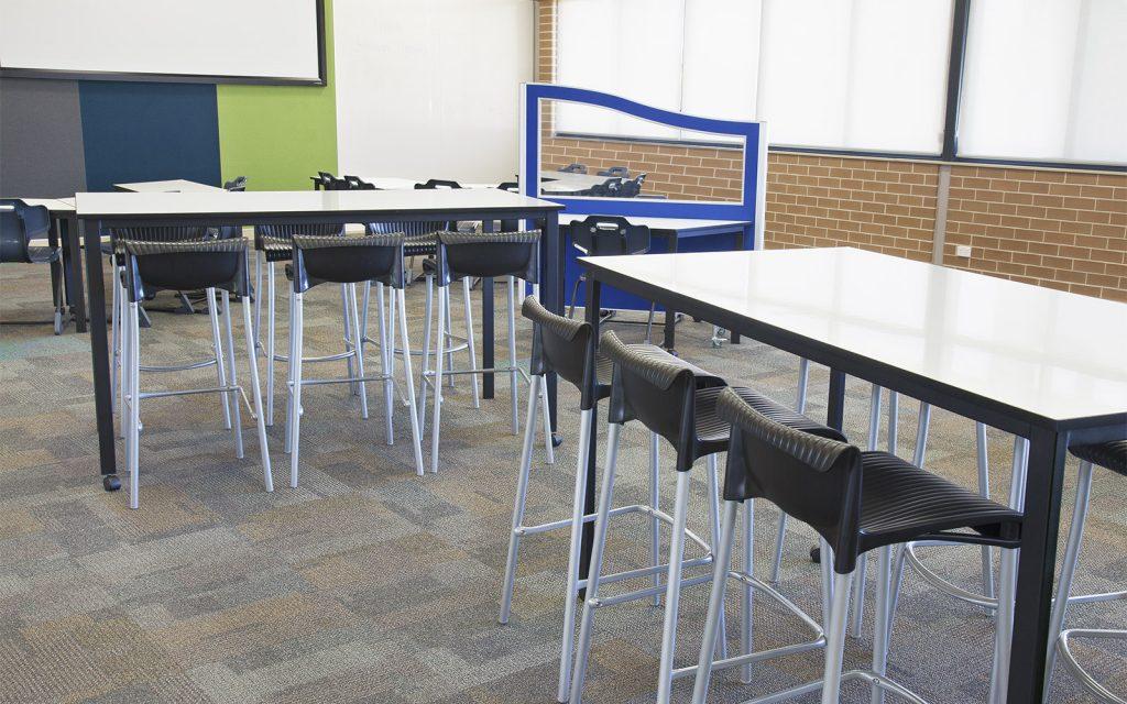 Truly Agile & Adaptable Spaces at Corpus Christi Catholic High School 4