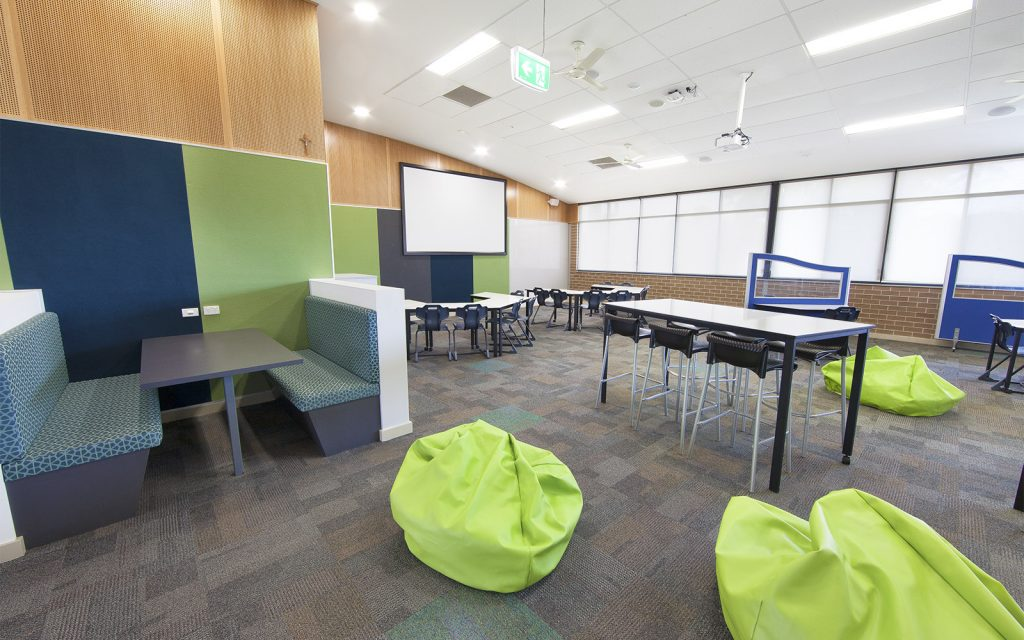 Truly Agile & Adaptable Spaces at Corpus Christi Catholic High School 2