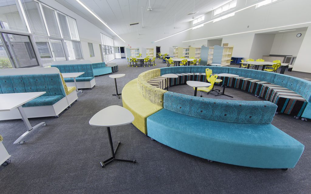 The Future of School Library Design 1
