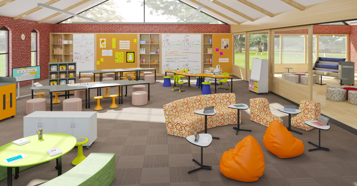 New Generation Learning Spaces