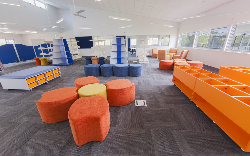 The Future of School Library Design 2
