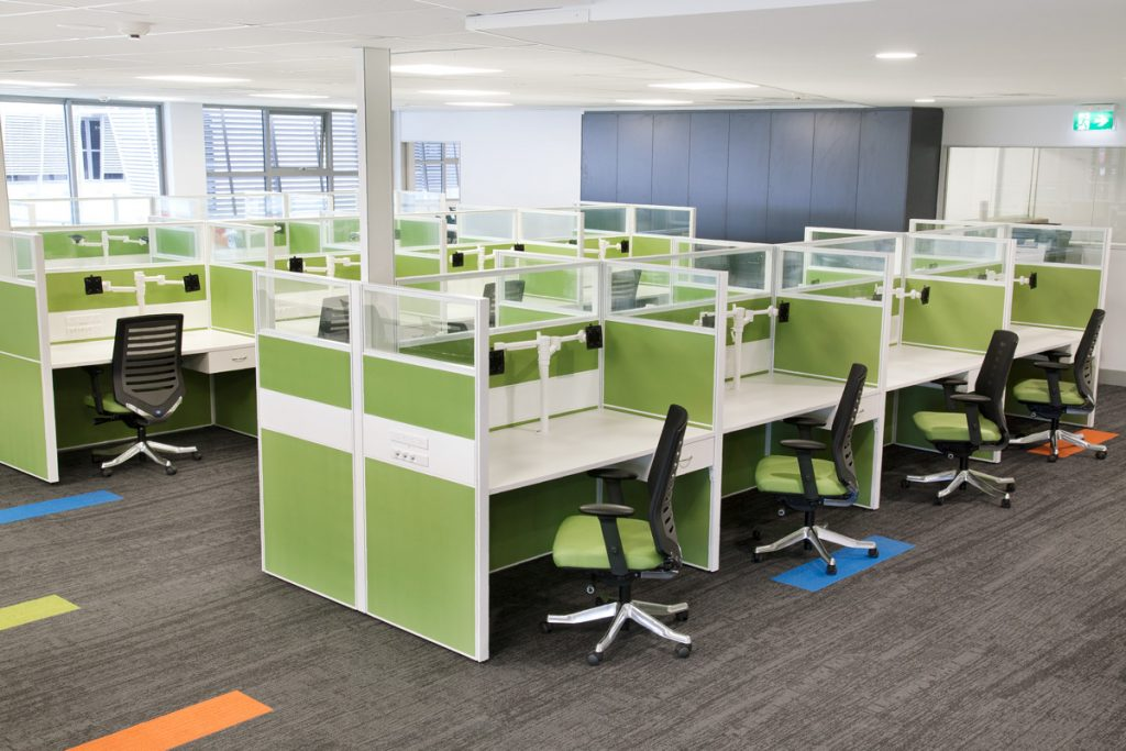 Privacy in Open Plan Offices