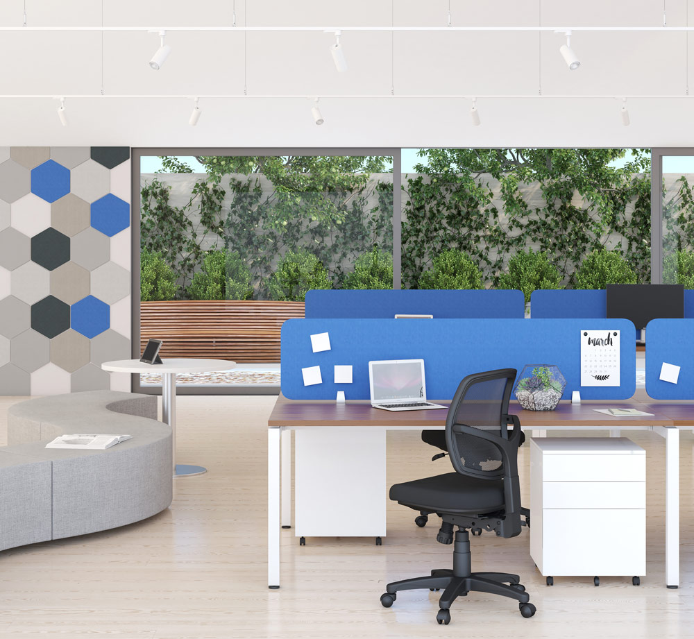 How To Reduce Noise In Open Plan Offices 2