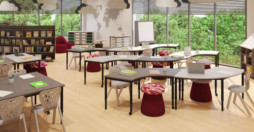 Eliminating the Teacher Desk: A Growing Classroom Trend 10