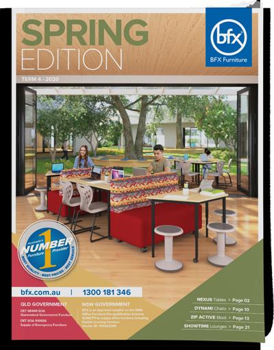 Education Furniture - Latest Brochure 1
