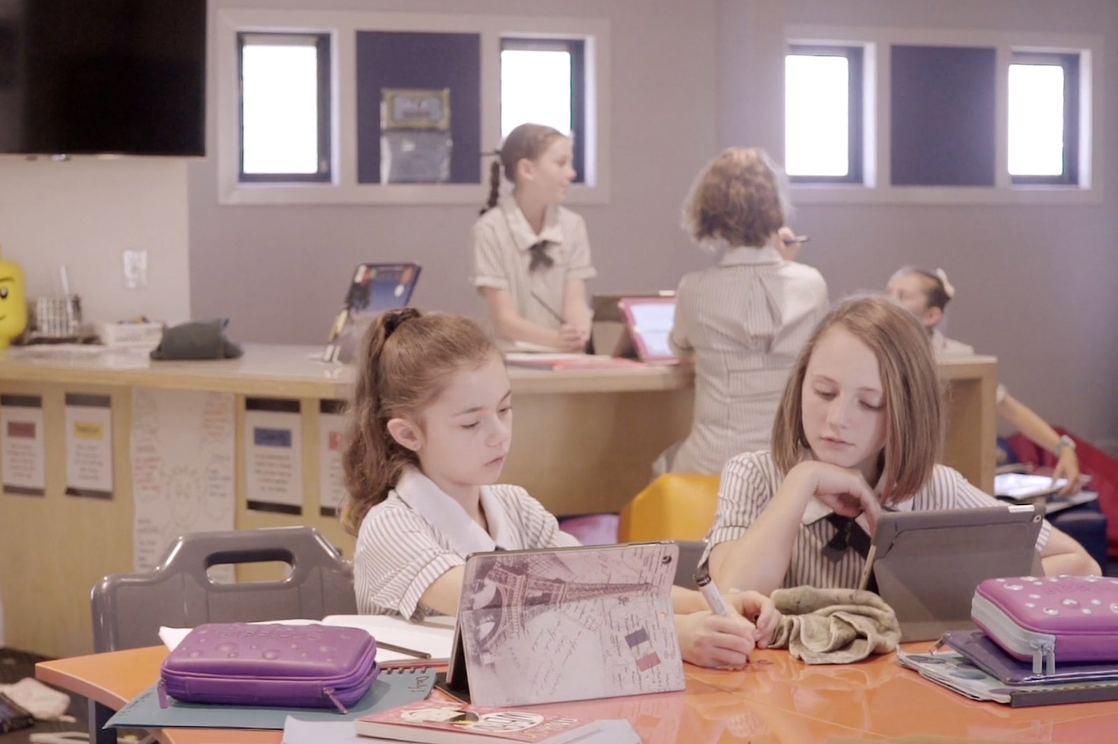 Future Classrooms for Future Skills