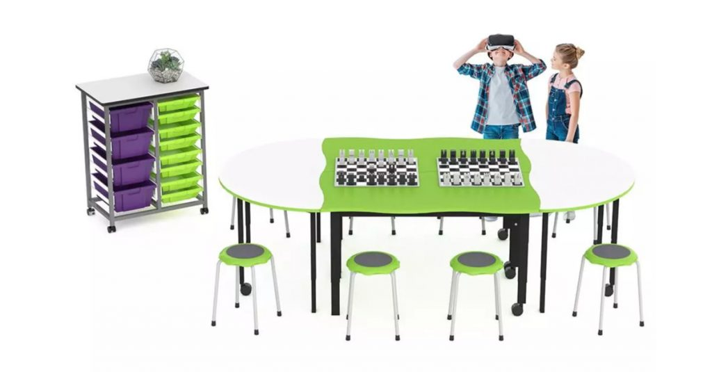 The Benefits of Sit-Stand Desks in the Classroom 2